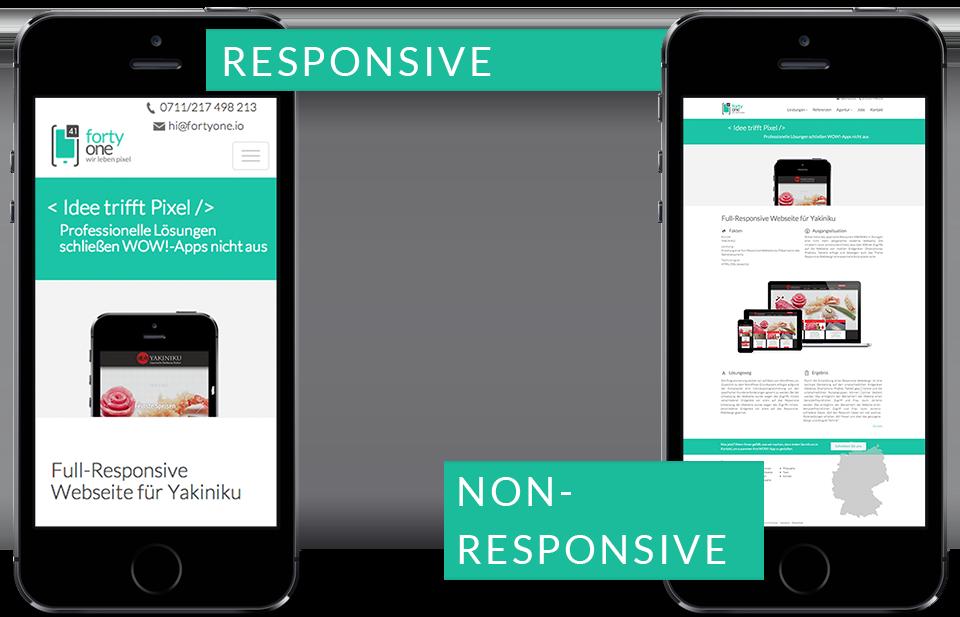 Mobile Agentur Stuttgart - Responsive Webdesign - Mobile ...